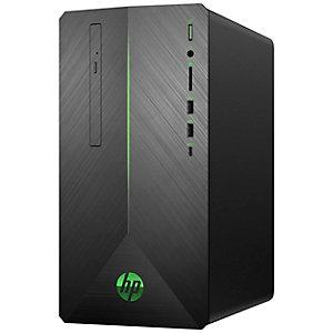 HP Pavilion Gaming 690-0805no stationär dator (svart)