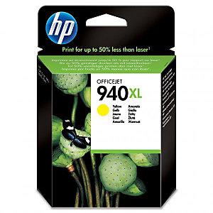 HP 940XL mustekasetti (keltainen)
