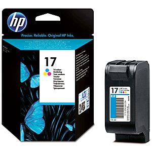 HP 17 mustekasetti (kolmiväri)