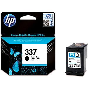 HP 337 mustekasetti (musta)