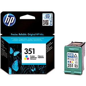 HP 351 Bläckpatron (trefärgad)