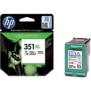 HP 351 XL mustekasetti (kolmiväri)