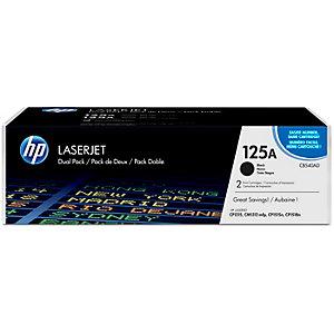 HP 125A värikasetti (musta)