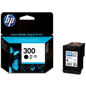 HP 300 Bläckpatron (svart)