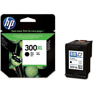 HP 300XL Bläckpatron (svart)