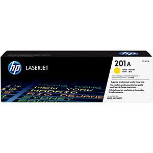 HP 201A LaserJet Tonerkasett (gul)