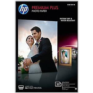 HP Premium Plus valokuvapaperi (25 kpl)