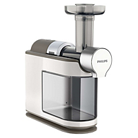 Philips Slowjuicer Elgiganten : Philips Avance Collection slow juicer HR1894 - hvid - Kokkenudstyr - Elgiganten