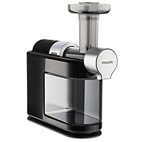 Philips Avance Collection slow juicer HR1896 - sort - Kokkenudstyr - Elgiganten