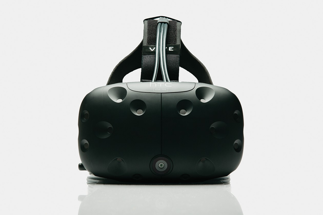 HTC Vive - oplev virtual reality