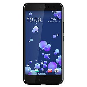 HTC U11 smartphone (svart)