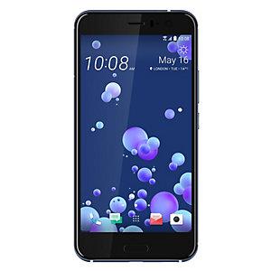 HTC U11 smartphone (silver)