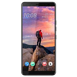 HTC U12+ smartphone (svart)