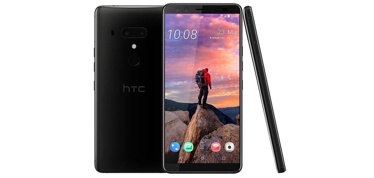 HTC U12+ - en smartphone med guldkant