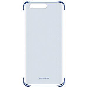 Huawei Honor 9 fodral (blå/transparent)
