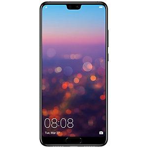 Huawei P20 smarttelefon (sort)