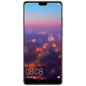 Huawei P20 smarttelefon 128 GB (pink gold)