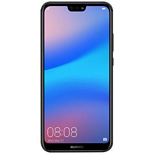 Huawei P20 Lite 64GB älypuhelin (yönmusta)