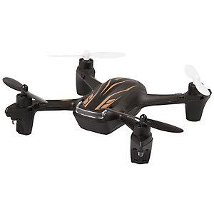 Hubsan X4 Plus Quadcopter Drönare (svart)