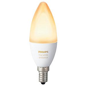 Philips Hue Ambiance Candle 6W B39 E14 (vit)
