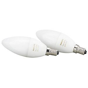 Philips Hue Ambiance lamppu 6,5W B39 E14 (valk/väri)