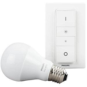 Philips hue dimmer + LED-pære 9.5W E27