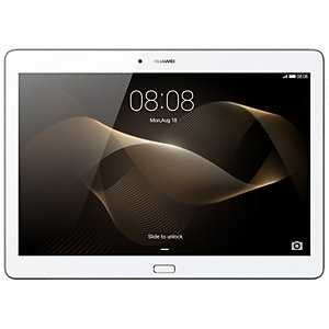 "Huawei MediaPad M2 10"" Surfplatta 16 GB Wi-Fi (silver)"