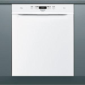 Hotpoint oppvaskmaskin HUO 3C21 (hvit)