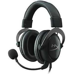 HyperX Cloud II Headset (harmaa)