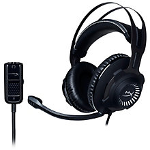 HyperX Cloud Revolver gaming-headset - sort