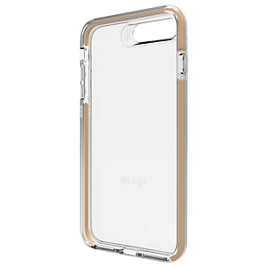 GEAR4 D3O Piccadilly iPhone 7/8 Plus skal (guld)