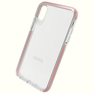 GEAR4 D3O Piccadilly iPhone X fodral (rosé gold)