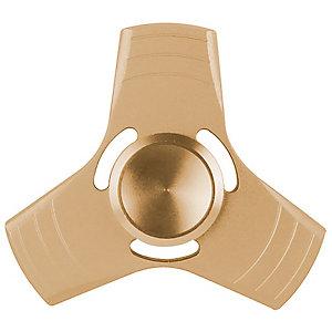Icandy aluminium fidget spinner (guld)