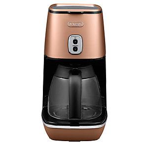 De'Longhi Distinta kaffebryggare ICMI 211.BK (koppar)