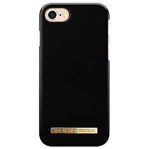 iDeal Fashion iPhone 7 suojakuori (mattamusta)