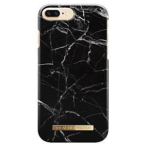 iDeal Fashion iPhone 7 Plus suojakuori (musta marmori)