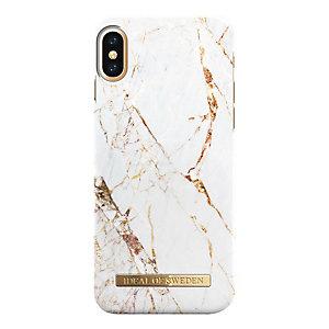 iDeal fashion fodral iPhone X (carrara guld)