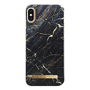 iDeal fashion fodral iPhone X (port laurent marmor)