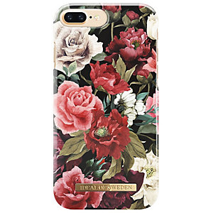iDeal Fashion deksel for iPhone 6/6S/7/8+ (blomster)