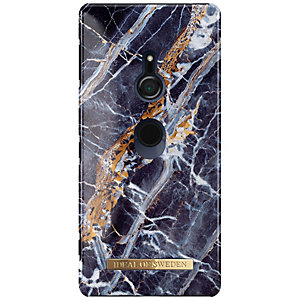 iDeal fashion Sony Xperia  XZ2 kuori (sininen marmori)