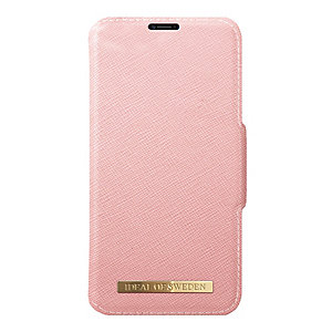 iDeal Fashion iPhone X lommebokdeksel (rosa)