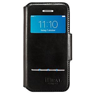 iDeal Swipe iPhone 5/5S/SE lompakkokotelo (musta)