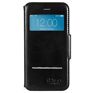 iDeal Swipe iPhone 7 lompakkokotelo (musta)
