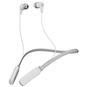 Skullcandy Ink'd trådløse in-ear hodetelefoner (hvit)