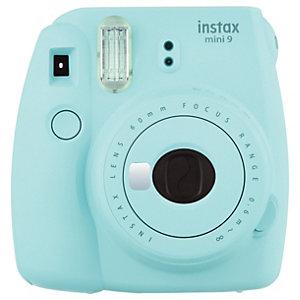 Fujifilm Instax mini 9 kompaktkamera (isblå)