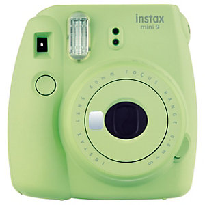 Fujifilm Instamix mini 9 kompaktikamera (limenvihreä)