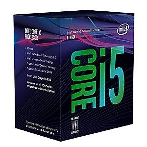 Intel Core i5-8400 processor (box)