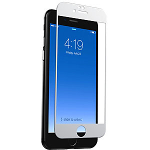 InvisibleShield näytönsuojalasi iPhone 7 (valkoinen)