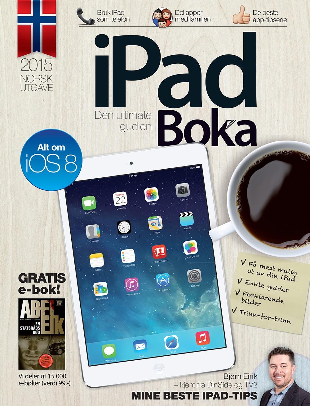 9788293321316 : iPad boken 2015