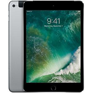 iPad mini 4 128 GB WiFi + Cellular (harmaa)